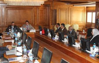 اجتماع مجلس إدارة المراكز والمعاهد والهيئات البحثية