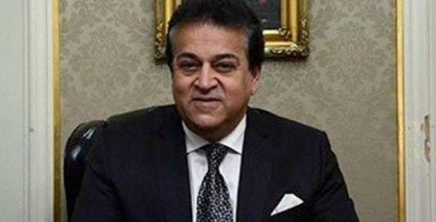 الدكتور خالد عبد الغفار وزير التعليم العالي والبحث العلمي 1